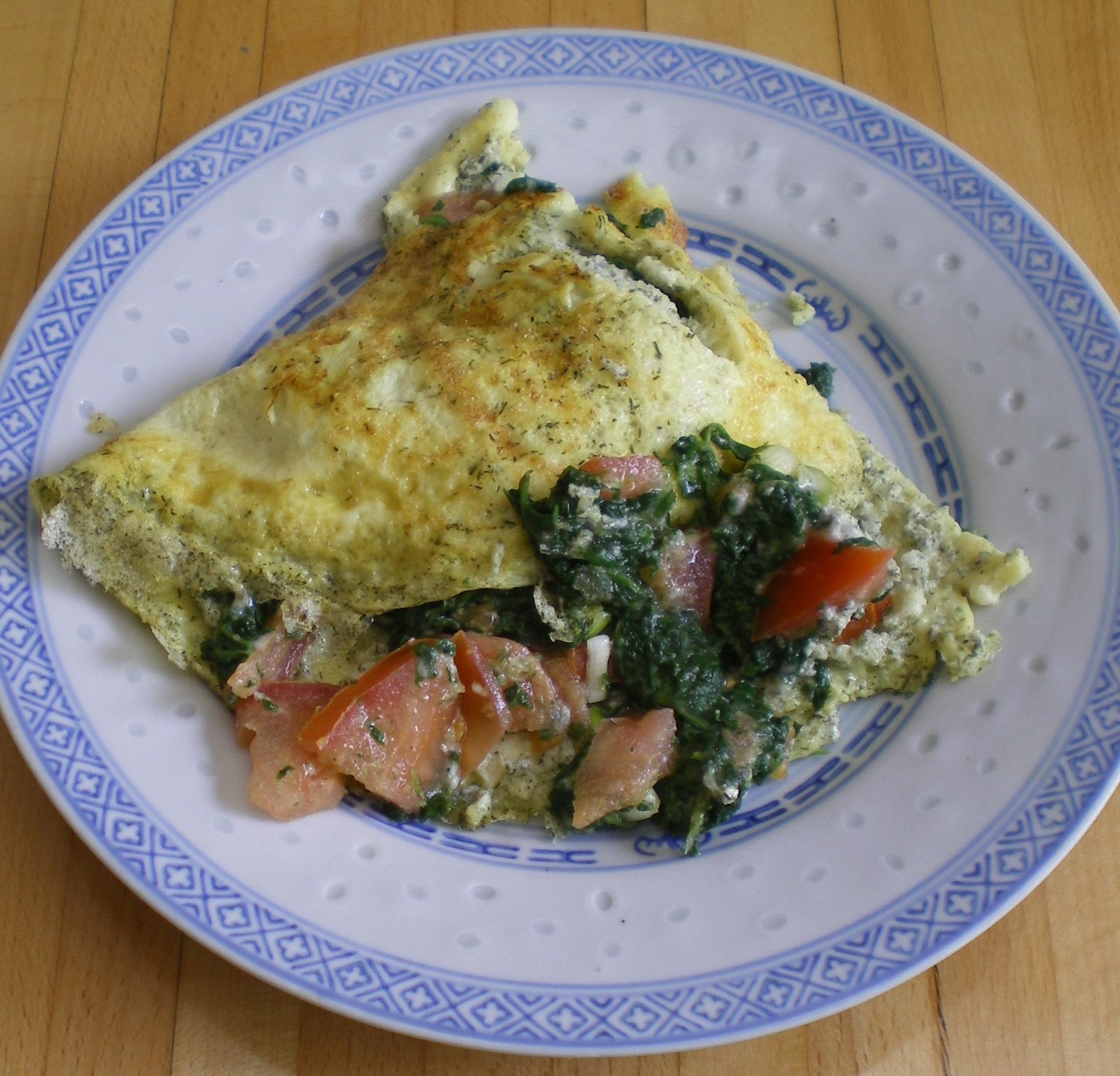 egg omelette - photo #39