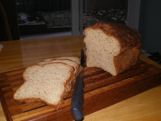 Millet-Quinoa Gluten-Free Bread